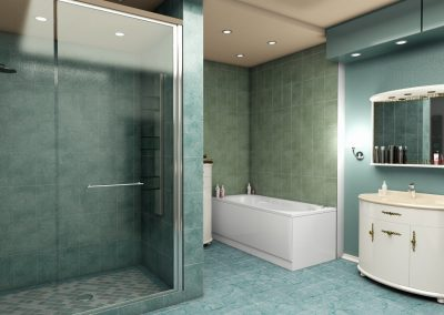 Bathrooms and Shower Rooms by MJ Builders (Scarborough) LTD